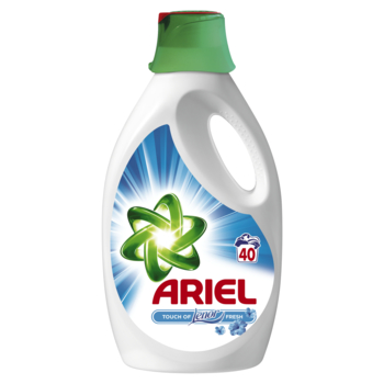 ARIEL TOUCH OF LENOR PŁYN DO PRANIA 40 PRAŃ (2,6L)