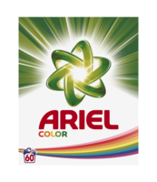 ARIEL PROSZEK DO PRANIA COLOR 60 PRANIA/4.5KG