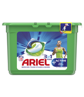 ARIEL ACTIVE DEO FRESH KAPSUŁKI DO PRANIA, 13 PRAŃ