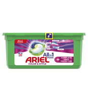 ARIEL ALL-IN-1 COMPLETE, KAPSUŁKI DO PRANIA, 24 PRAŃ