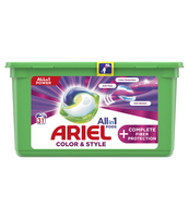ARIEL ALL-IN-1 COMPLETE, KAPSUŁKI DO PRANIA, 31 SZT