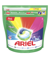 ARIEL ALLIN1 COLOR, KAPSUŁKI DO PRANIA, 47 SZT