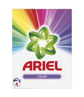 ARIEL COLOR PROSZEK DO PRANIA 300G/4 PRANIA