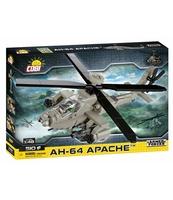 ŚMIGŁOWIEC SZTURMOWY AH-64 APACHE - 510 KLOCKÓW