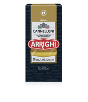 MAKARON ARRIGHI CANNELLONI 250G
