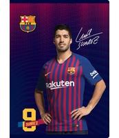 ZESZYT MO A5 32K TRZY LINIE KOLOR FC BARCELONA
