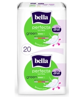 PODPASKI BELLA PERFECTA ULTRA GREEN 20SZT.