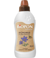 BIOPON BIOHUMUS DO KWITNĄCYCH 0,5 L