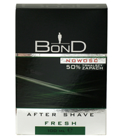BOND FRESH WODA PO GOLENIU 100ML