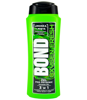BOND OXYGEN FRESH ŻEL POD PRYSZNIC 400ML