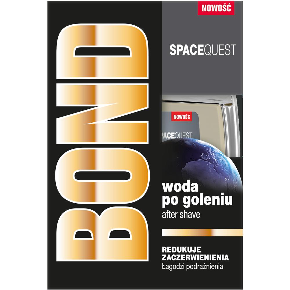 BOND SPACEQUEST WODA PO GOLENIU 100ML