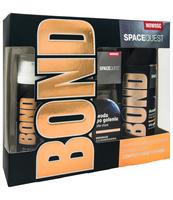 ZESTAW BOND SPACEQUEST 3-ELEMENTOWY STANDARD /WODA PO GOLENIU 100ML+DEOZODORANT 150ML+PIANKA DO GOLENIA 200ML+50ML/