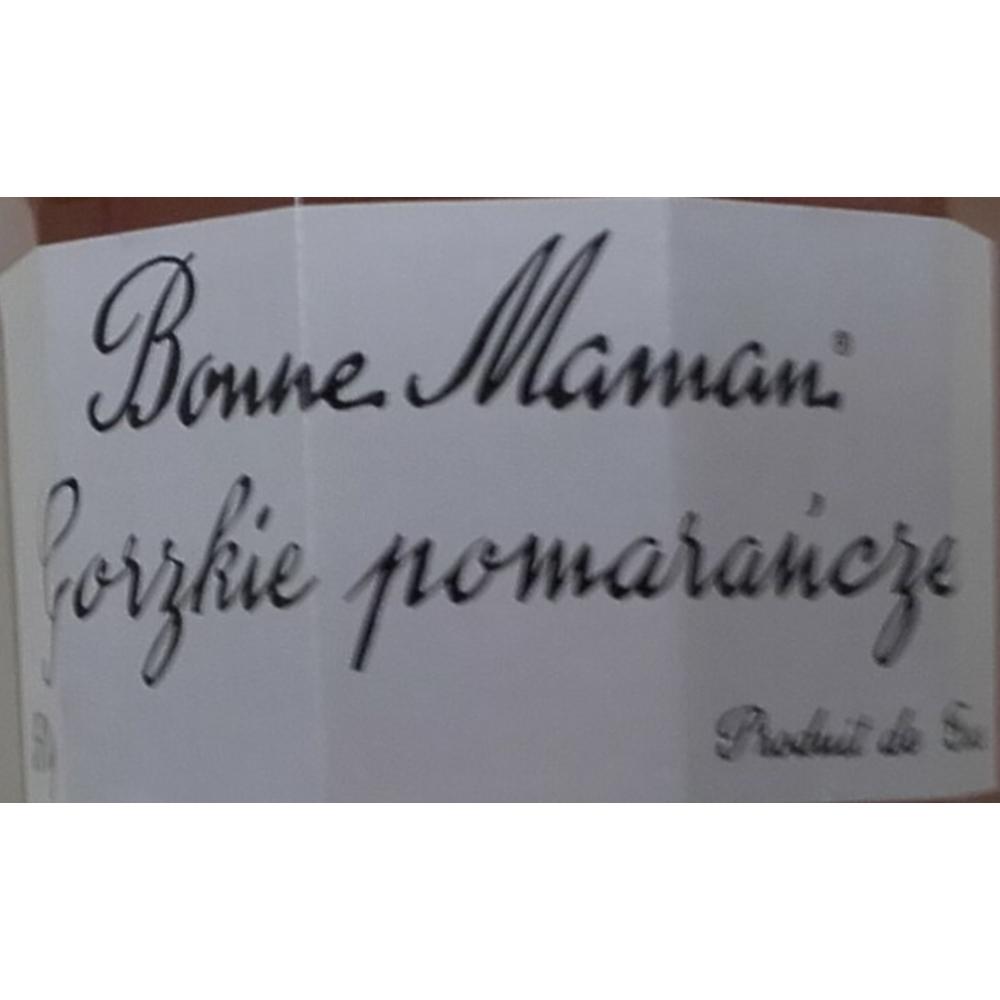 BONNE MAMAN MARMOLADA GORZKA POMARAŃCZA 370G