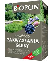 BOPON - DO ZAKWASZANIA GLEBY 1KG