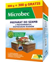 BROS - MICROBEC ULTRA 900G - PREPARAT DO SZAMB + 300G GRATIS