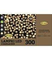 LAMPKI LED 300L NA ZEWNĄTRZ I DO WNĘTRZ 14,95M