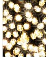 LAMPKI LED ZEWN.100L 9,9M BIAŁY CIEPŁY