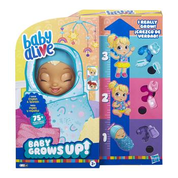 BABY ALIVE LALA JA NAPRAWDĘ ROSNĘ!