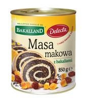 MASA MAKOWA 850G BAKALLAND