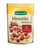 MIESZANKA BAKALIOWA 100G BAKALLAND