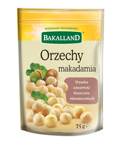 ORZECHY MAKADAMIA 75G BAKALLAND