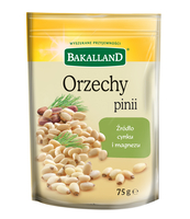 ORZECHY PINII 75G BAKALLAND