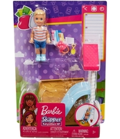 BARBIE- AKCESORIA SPACEROWE AST. FXG94