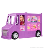 BARBIE FOODTRUCK ZESTAW DO ZABAWY