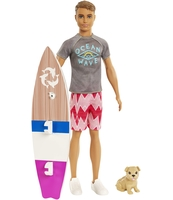 BARBIE KEN SURFER