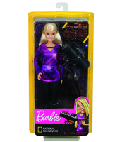 BARBIE LALKA NATIONAL GEOGRAPHIC AST.