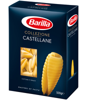 BARILLA MAKARON CASTELLANE 500 G