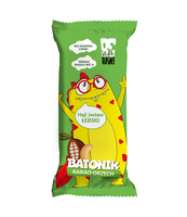 BERAW KIDS BATONIK KAKAO ORZECH 25G