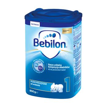 BEBILON 1 PRONUTRA-ADVANCE MLEKO POCZĄTKOWE OD URODZENIA 800 G