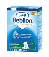BEBILON 2 PRONUTRAADVANCE MLEKO NASTĘPNE PO 6. MIESIĄCU 1100 G
