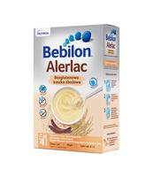 BEBILON ALERLAC BEZGLUTENOWY PRODUKT ZBOŻOWY PO 4 MIESIĄCU 400 G