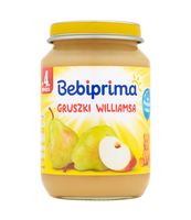 BEBIPRIMA GRUSZKI WILLIAMSA 190 G