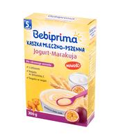 BEBIPRIMA KASZKA MLECZNO-PSZENNA JOGURT-MARAKUJA 300 G