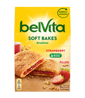 BELVITA SOFT STRAWBERRY 250G