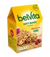 BELVITA SOFT RED BERRIES 250G