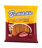 BESKIDZKIE PALUSZKI BEKONOWE 220G