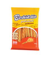 BESKIDZKIE PALUSZKI DELIKATESOWE 60G