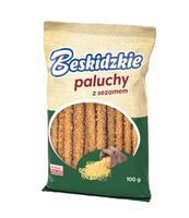 PALUCHY BESKIDZKIE Z SEZAMEM 100G