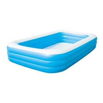 BASEN DMUCHANY BESTWAY DELUXE BLUE 305X183X56CM (54009)