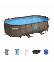 BASEN STELAŻOWY BESTWAY POWER STEEL™ SWIM VISTA SERIES™ II 427X250X100 CM