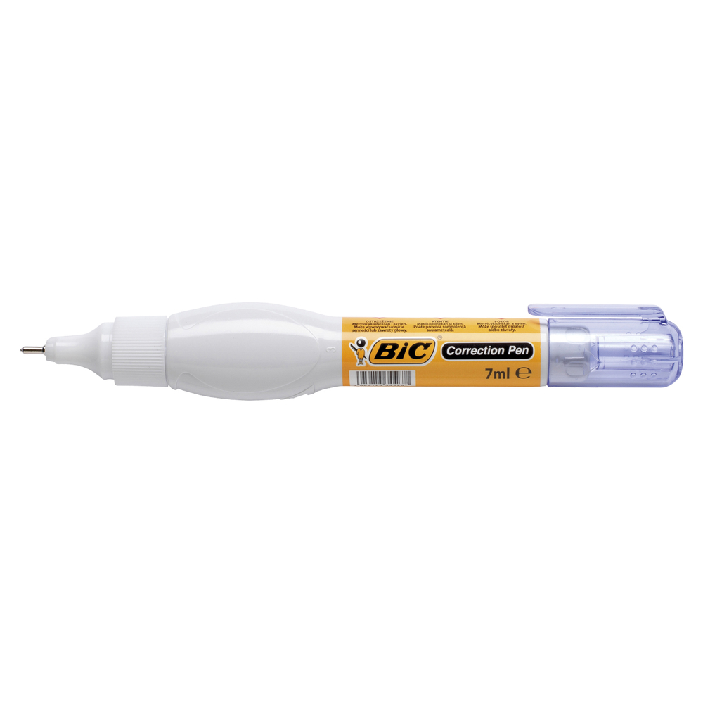 BIC CORRECTION PEN KOREKTOR W PIÓRZE BLISTER 1 SZTUKA