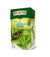 BIG-ACTIVE HERBATA ZIELONA PURE GREEN 100G