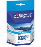 BLACK POINT TUSZ BPBLC1280XLC (BROTHER LC1280C)