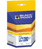BLACK POINT TUSZ BPBLC1280XLY (BROTHER LC1280Y)