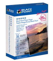 PAPIER FOTO BLACK POINT A6 B 230 125SZT.BP
