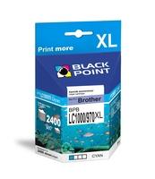 TUSZ BLACK POINT BPBLC1000/970XLC (BROTHER LC1000/970C)